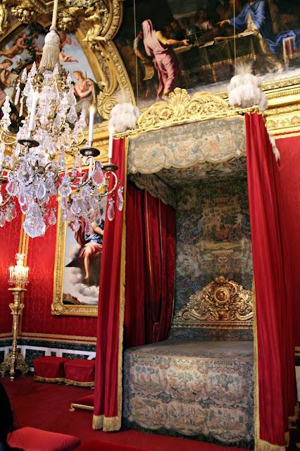 palacios, castelos, França
