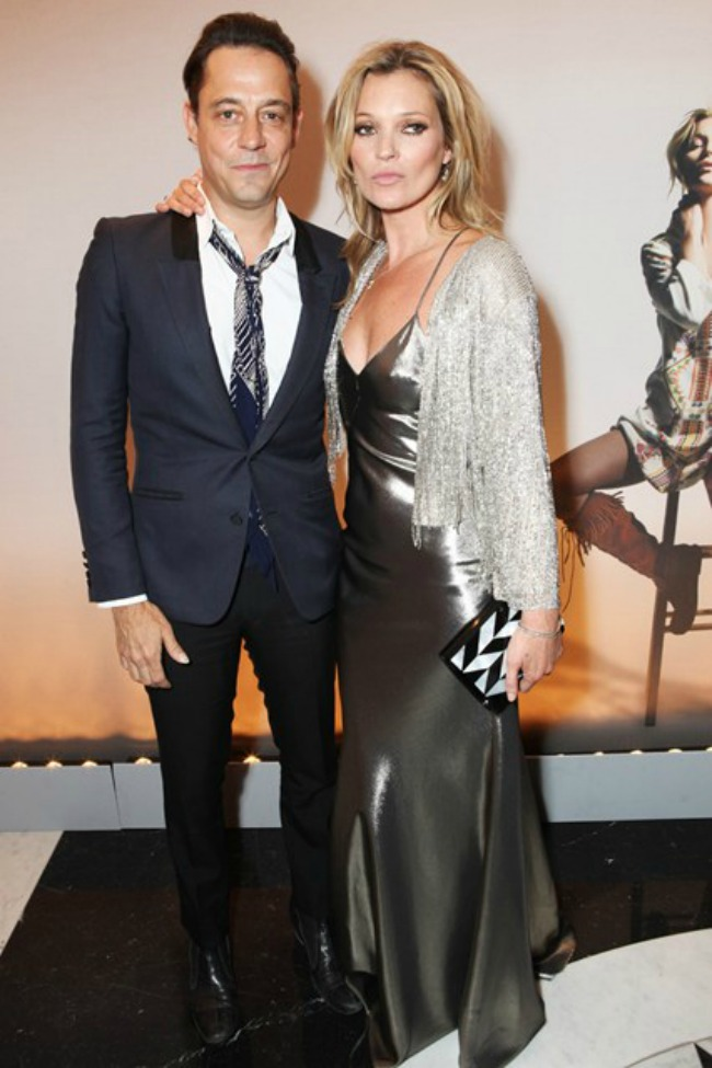 kate moss and jamie hince topshop launch
