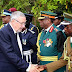 Guy Scott, primer jefe de Estado blanco en África en 20 años
