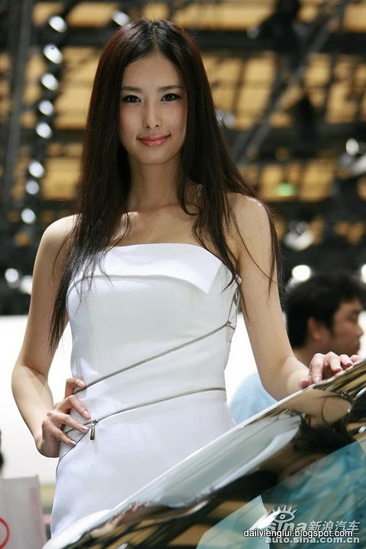 zhai ling- china model