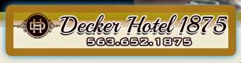 http://www.deckerhotel1875.com