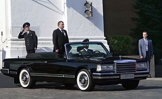 Chicago Limo Service Russia Plans to Jump Start Iconic ZIL Limousine