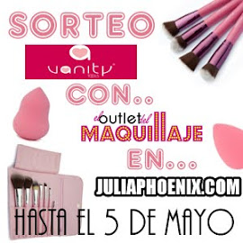 SORTEO VANITY TOOLS