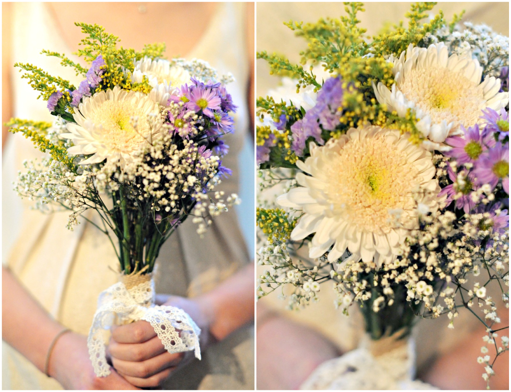 wildflower bouquet wedding ideas pinterest. Black Bedroom Furniture Sets. Home Design Ideas