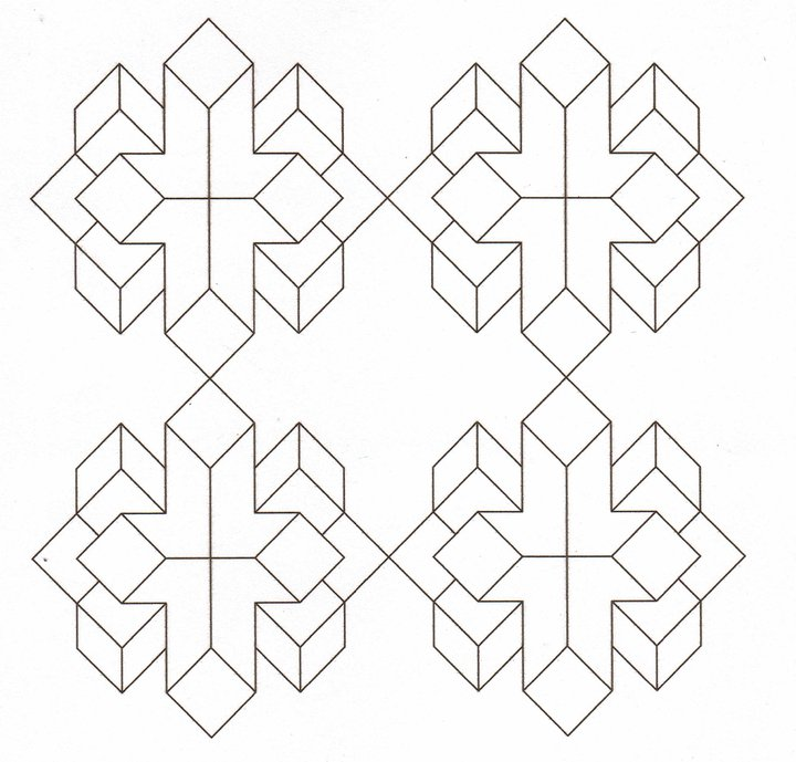 Free Printable Zentangle Coloring Pages