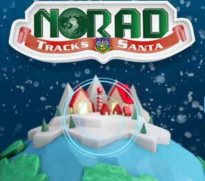 Santa Claus Tracker