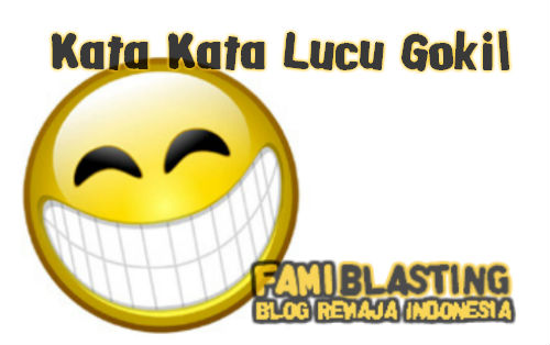 Kata Kata Lucu