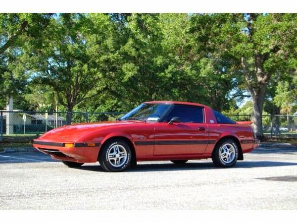Daily Turismo: 10k: Clean Survivor: 1982 Mazda RX-7