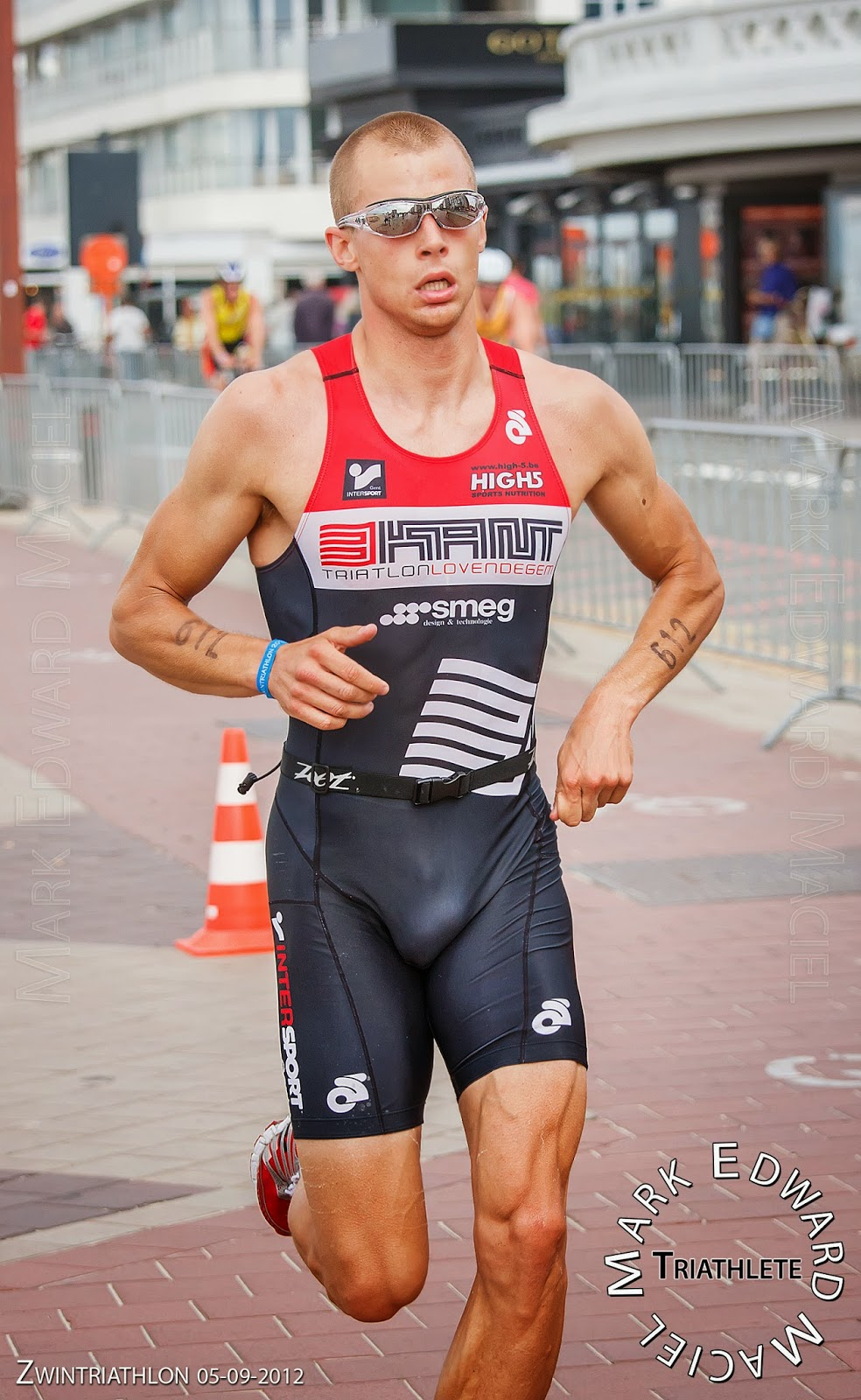 Triathletes Yummy Bulge Hottest Male Sports Part 3