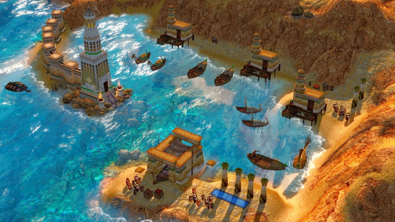 Game PC Full Version Age of Mythology