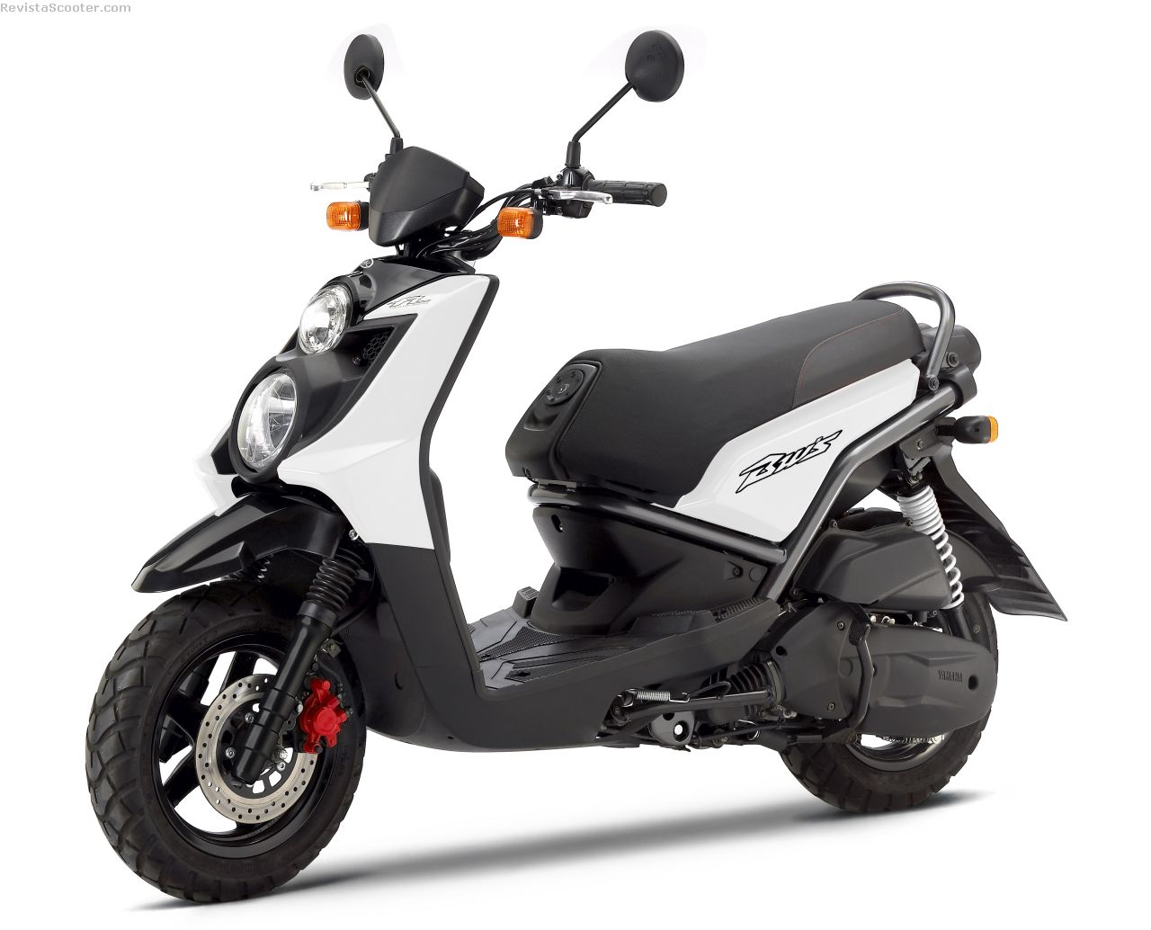 revista scooter nueva yamaha bw 39 s 2013 de 125cc. Black Bedroom Furniture Sets. Home Design Ideas
