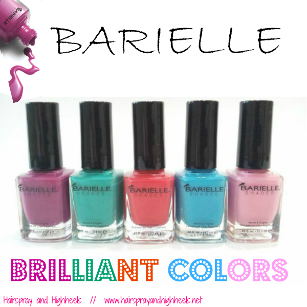 Barielle Brilliant Colors Collection & Swatches
