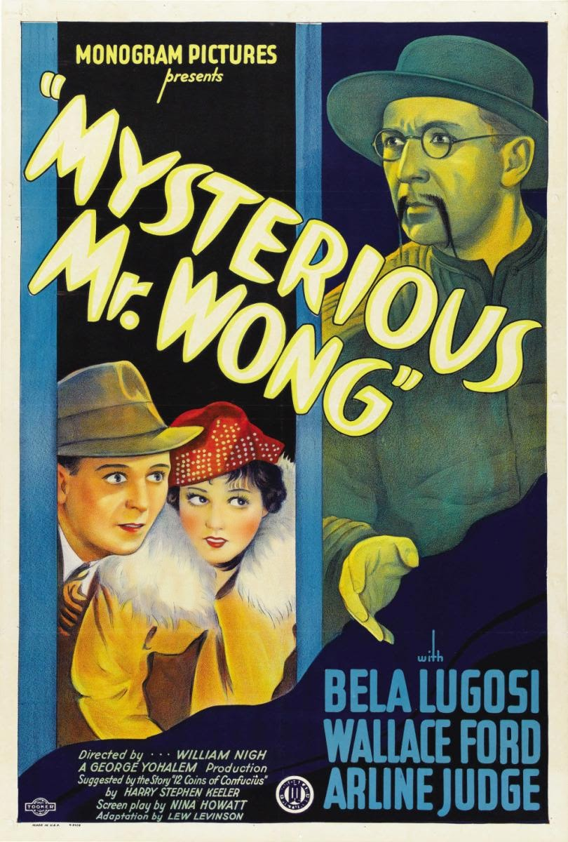 El misterioso Mr. Wong