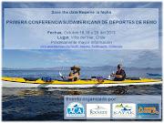 La Primera Conferencia Sudamericana de Deportes de Remo se enfocara en una .