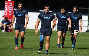 Los Pumas y Springboks cierran el RCH 2015