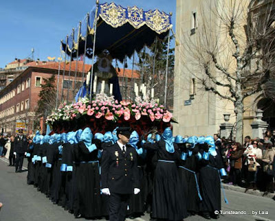 semana santa leon