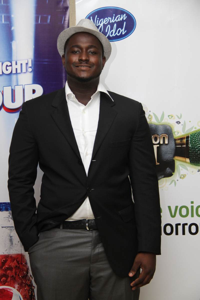 Nigerian Idol winner Moses