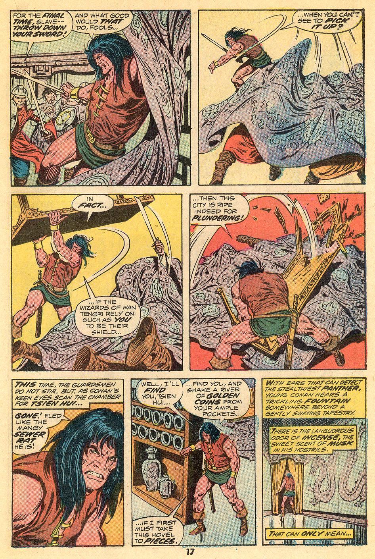 Conan the Barbarian (1970) Issue #32 #44 - English 12