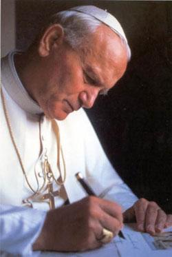 Foto de Juan Pablo II