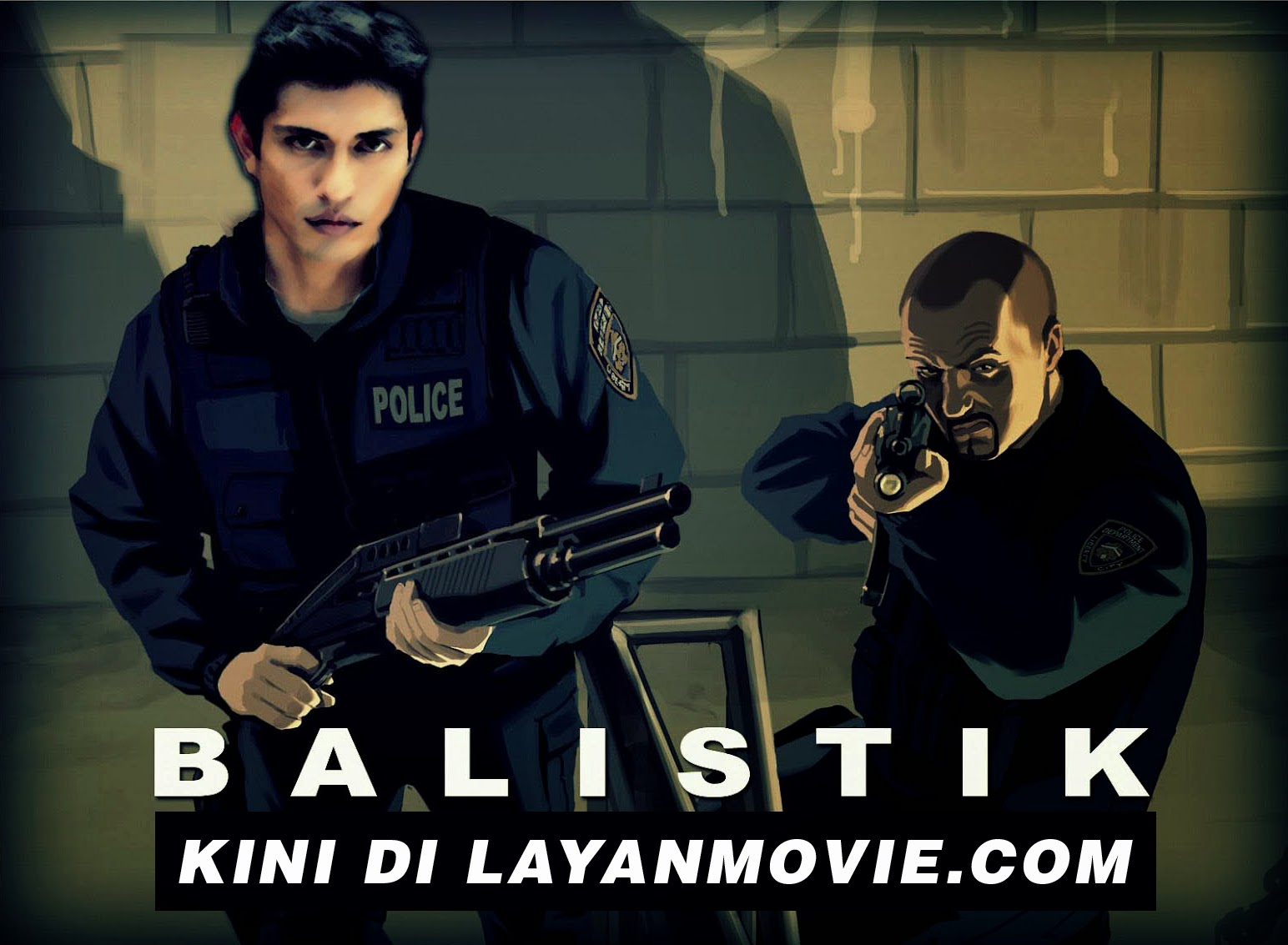 Tonton Balistik Full Movie 2014 Single Link