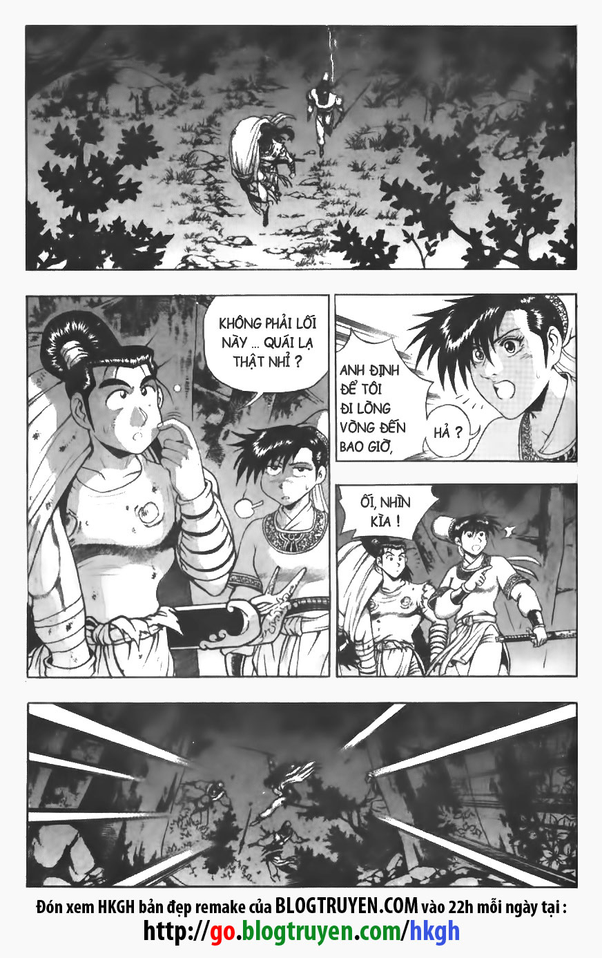 Hiệp Khách Giang Hồ - Hiệp Khách Giang Hồ Chap 101 - Pic 6