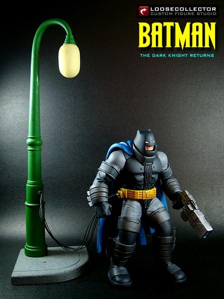 Dark Knight Returns Armor