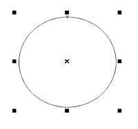 Shiny Orb Ellipse Corel Draw Tutorial