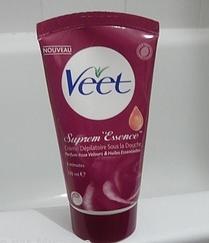 Les tests beaut s de japansae veet cr me d pilatoire - Veet creme depilatoire sous la douche ...