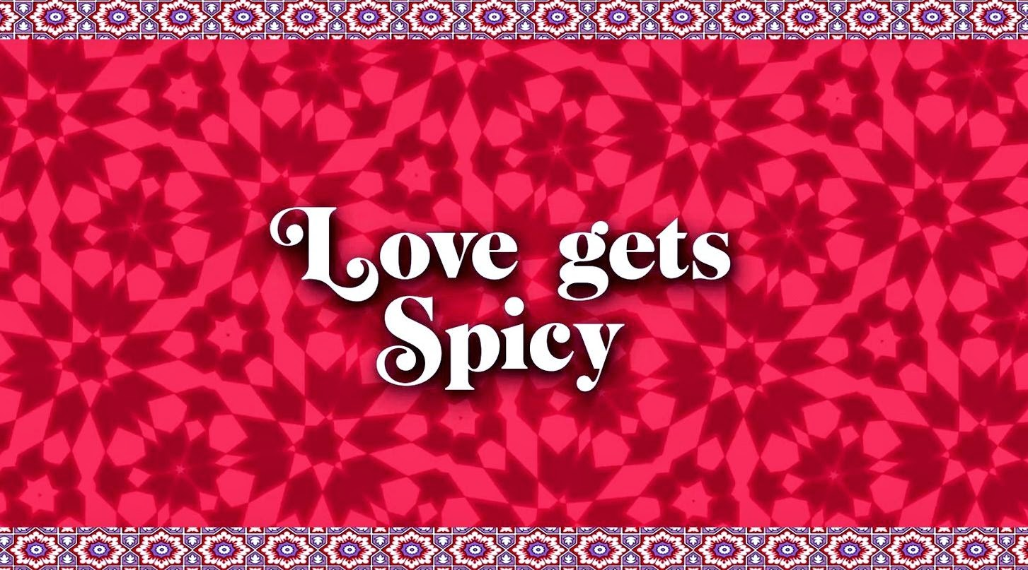 Love Get Spicy - Wallpaper - Daawat-e-Ishq