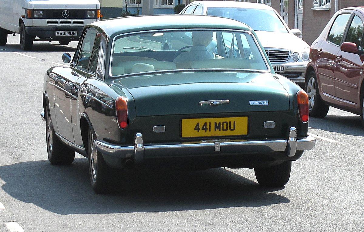 UK Car Registrations: Stockbridge