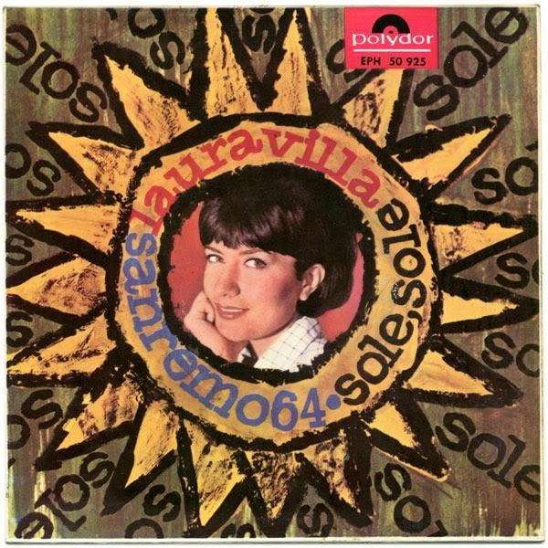 Sanremo 1964 - Laura Villa - Sole sole