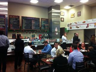 Monty's Sandwich Company St. Louis Missouri BBQ Barbecue Bar-B-Q Bar-B-Que Barbeque