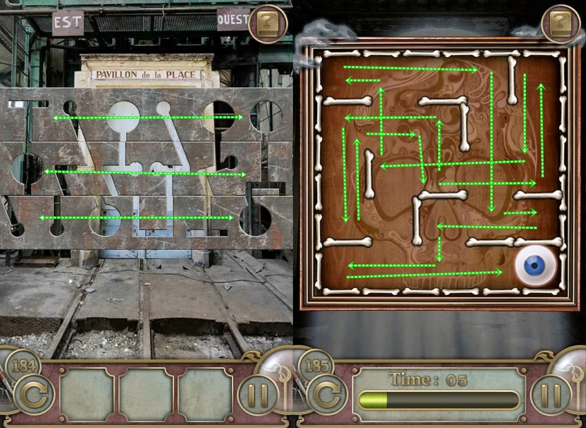 Escape The Mansion Level 183 184 185 186 187 Solution