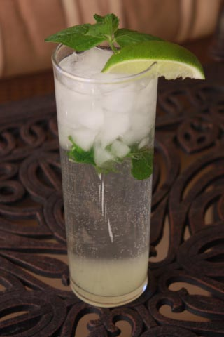 The Bubbly Hostess: Cuban Mojito