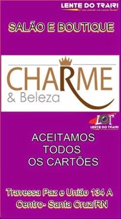 CHARME E BELEZA
