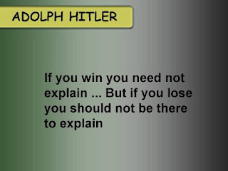 Quote by Adolph Hitler