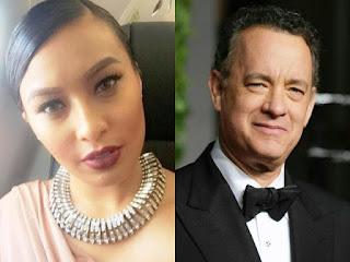 Nabila Huda Terpegun Bertentangan Mata Dengan Tom Hanks!