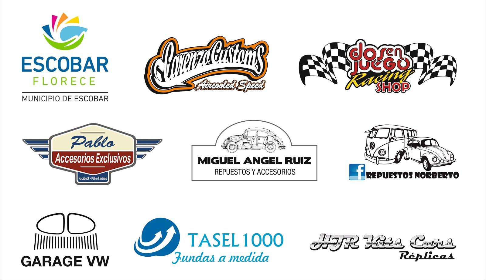 Sponsors Sudamericano 2017