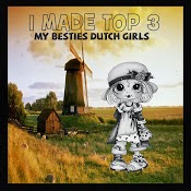 4 x My Besties Dutch Girls Top 3
