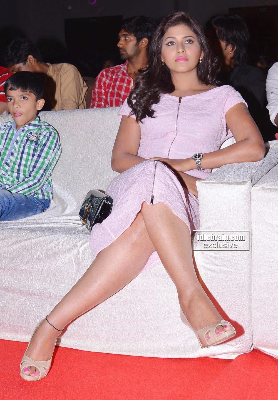 Anjali  milky legs
