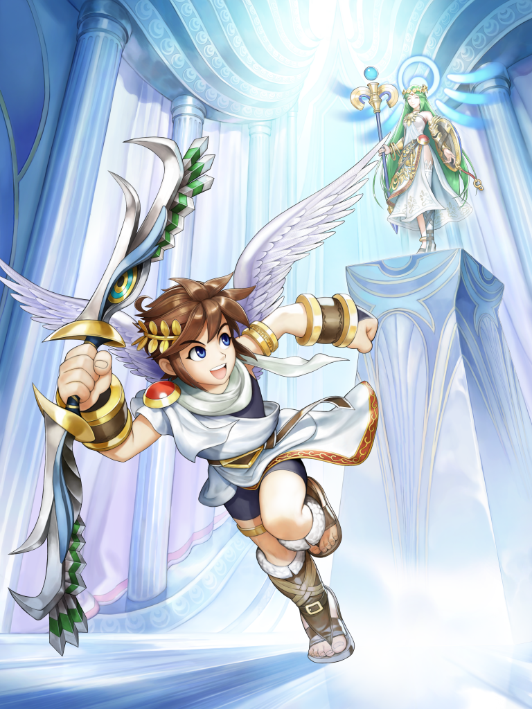 Kid Icarus HD & Widescreen Wallpaper 0.245508172193603