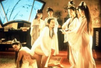 Un fotograma de la película 'Sex and Zen' de Michael Mak (1991).-