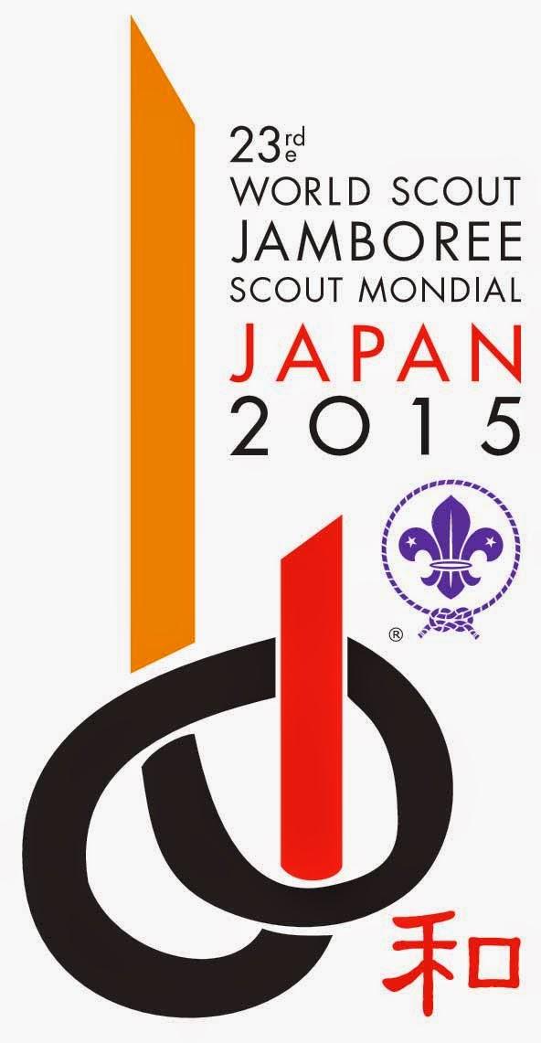 Logo Jambore Pramuka Dunia Tahun 2015