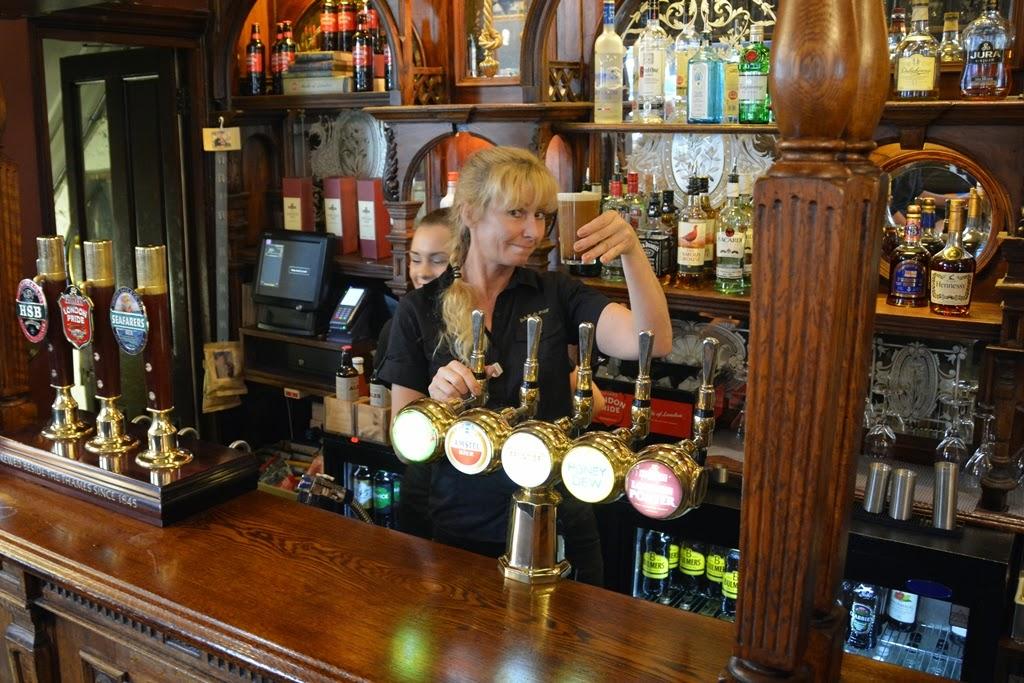 Ale&Pie Red Lion Pub London
