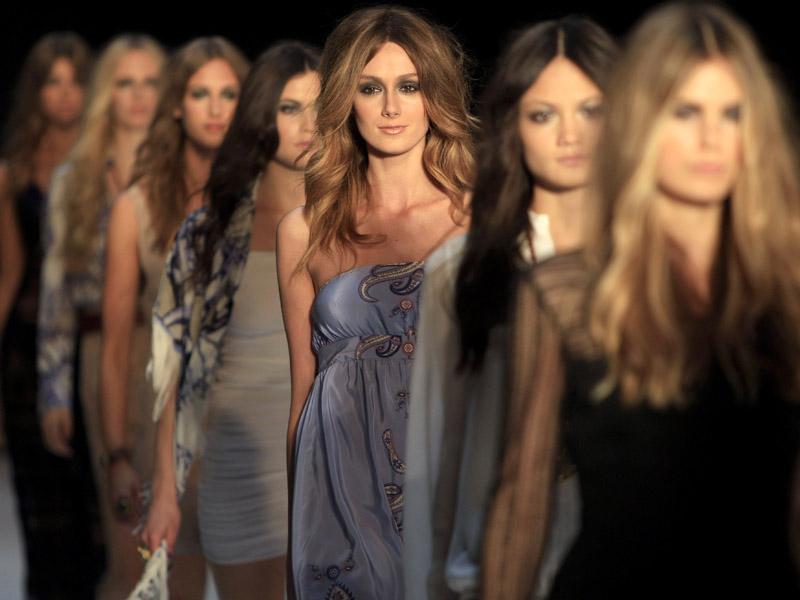bertajuk Australian Fashion Week digelar di kota Sydney, Australia ...