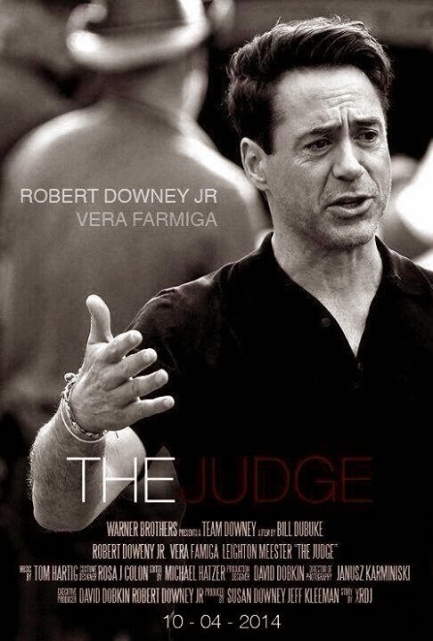 poster The Judge streaming ITA 2014