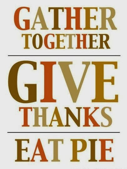 Thanksgiving Quotes, Sayings and Messages