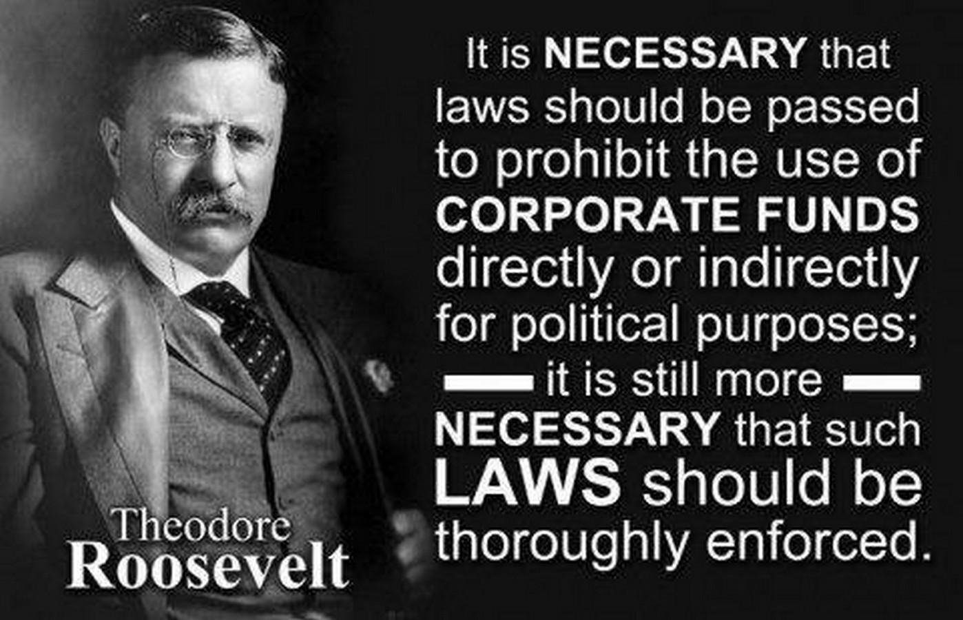 Theodore Roosevelt Quotes Acerbic Politics 2012