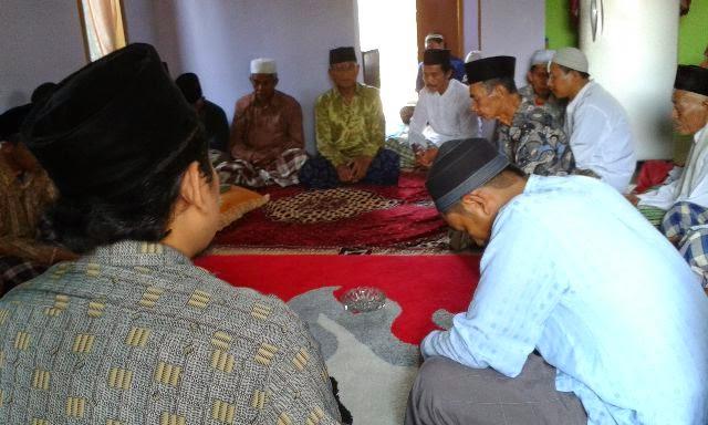 acara maulid nabi di kediaman karuhun gaul