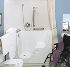 Disabled Bathroom Design
